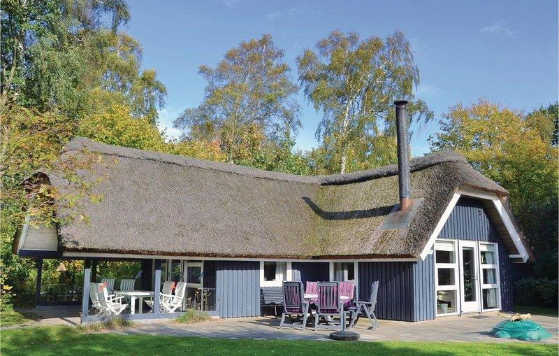 3 Zimmer Unterkunft in Gilleleje – semesterbostad i Hornbaek