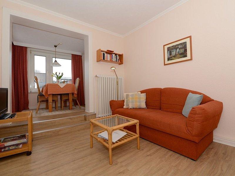 Ferienwohnung/App. für 3 Gäste mit 35m² in Wyk auf Föhr (51437), holiday rental in Pellworm