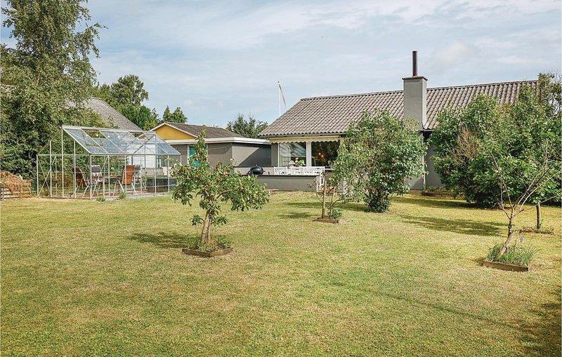 2 Zimmer Unterkunft in Nexø, location de vacances à Pedersker