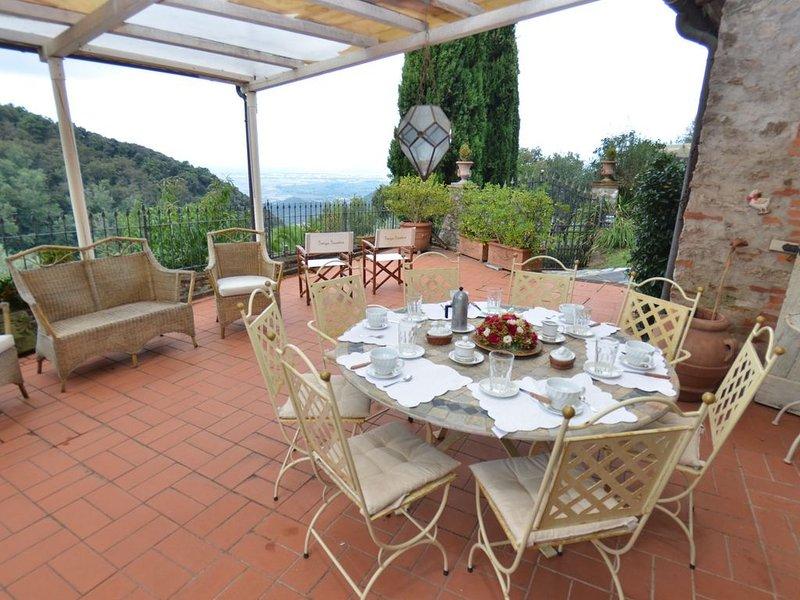 Balcony / Terrace / Patio, Garden