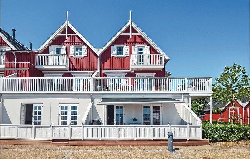 2 Zimmer Unterkunft in Gråsten, location de vacances à Rinkenaes