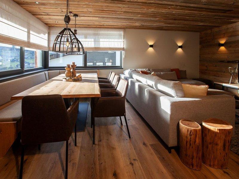 1101 Kristall 1, vacation rental in Gaschurn