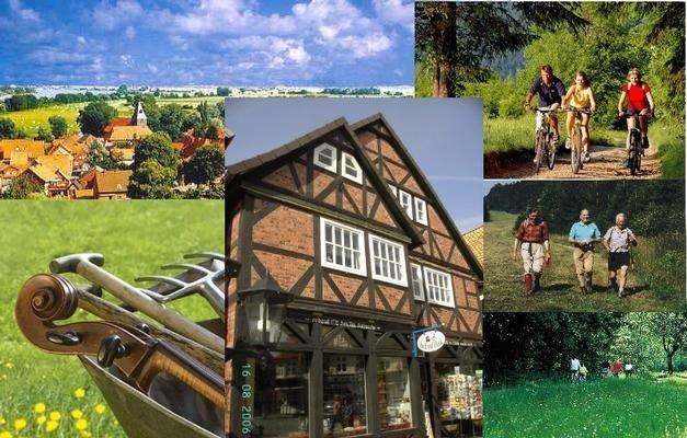 Ferienwohnung Hitzacker für 1 - 3 Personen - Ferienwohnung, location de vacances à Waddeweitz