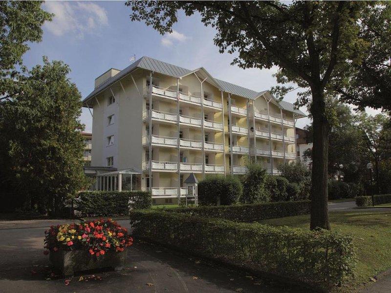 Modernes Appartement in zentraler, ruhiger Lage, holiday rental in Ruhstorf an der Rott