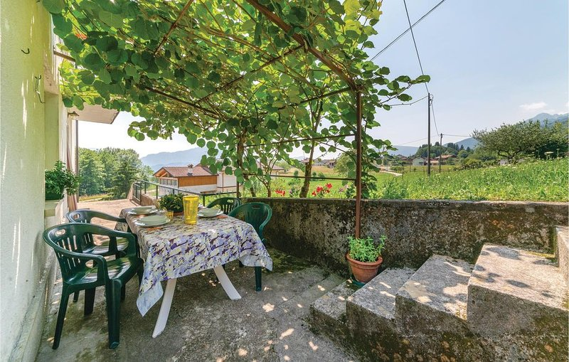 2 Zimmer Unterkunft in Cesiomaggiore (BL), location de vacances à Mezzano