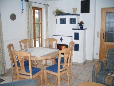 Ferienwohnung (115qm), Balk., Terr., Küche, 3 Schlaf- u. 1 Wohnz., max 6 P., holiday rental in Ruhpolding