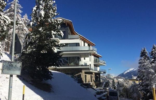 Ferienwohnung St. Moritz für 1 - 2 Personen - Ferienwohnung, location de vacances à Engadin St. Moritz