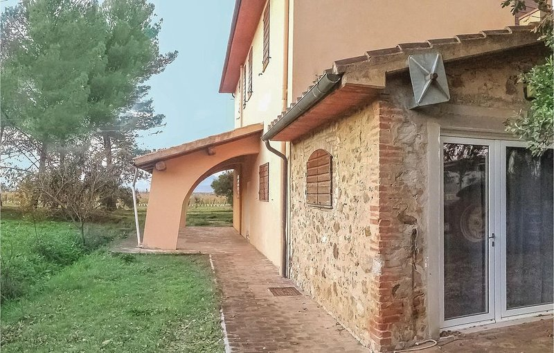 3 Zimmer Unterkunft in Vignale Riotorto -LI-, aluguéis de temporada em Vignale
