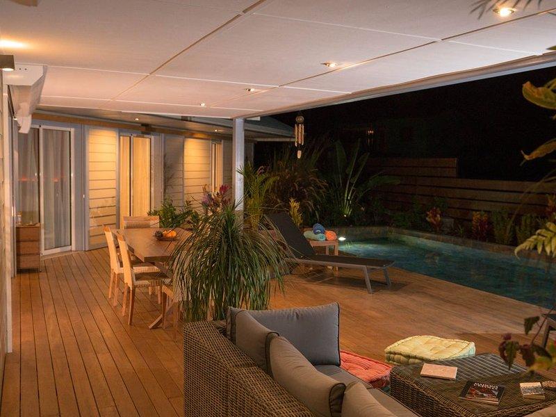 villa 'belle étoile' 4*, casa vacanza a Saint-Pierre