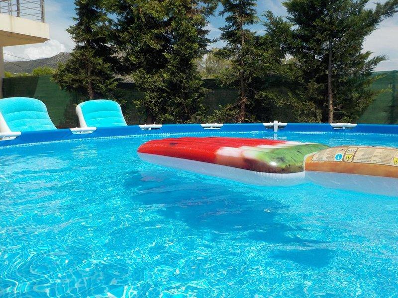 Marathon Beachside Home Healthy & Safe Holidays, holiday rental in Schinias