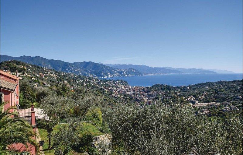 2 Zimmer Unterkunft in Sant.Margherita Ligure, holiday rental in Santa Margherita Ligure