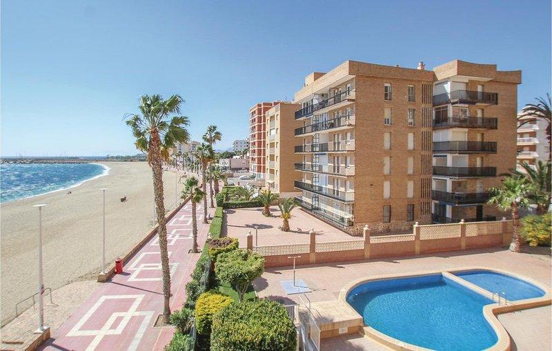 2 Zimmer Unterkunft in Águilas, vacation rental in Aguilas
