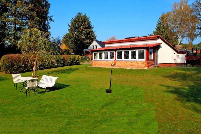 Ferienhaus Uferblick, Teupitz, holiday rental in Gross Koris