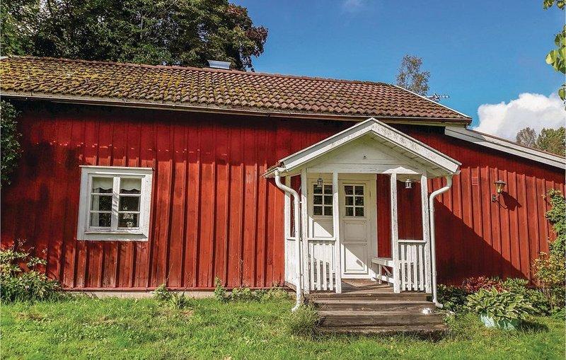 2 Zimmer Unterkunft in Mariannelund, vacation rental in Ingatorp