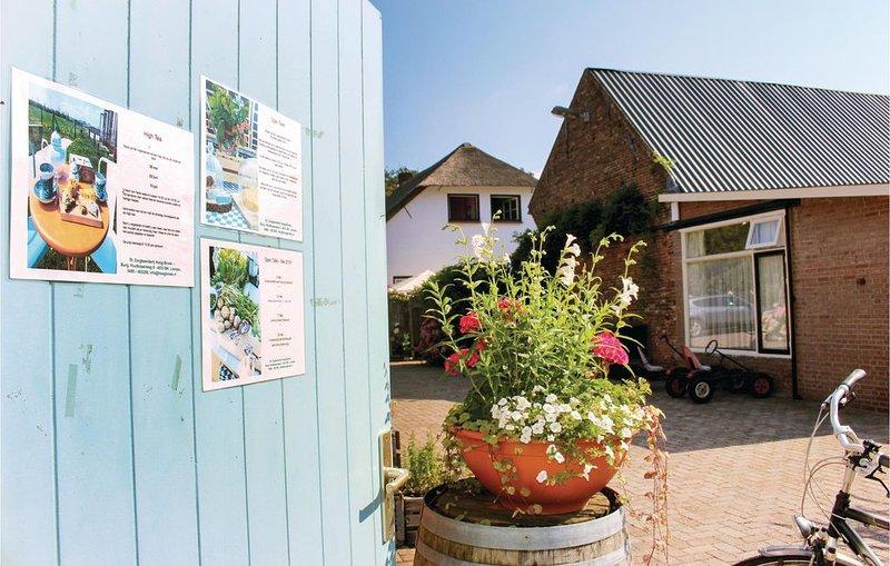 2 Zimmer Unterkunft in Ommeren, holiday rental in Buren