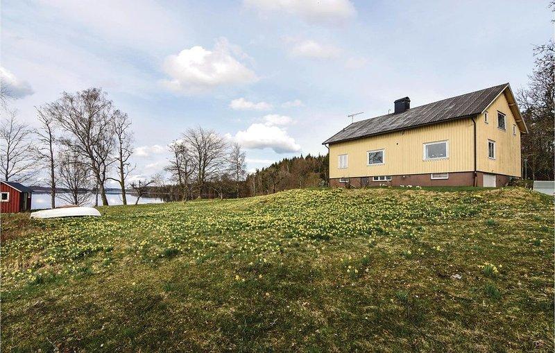 3 Zimmer Unterkunft in Kalv, casa vacanza a Overlida