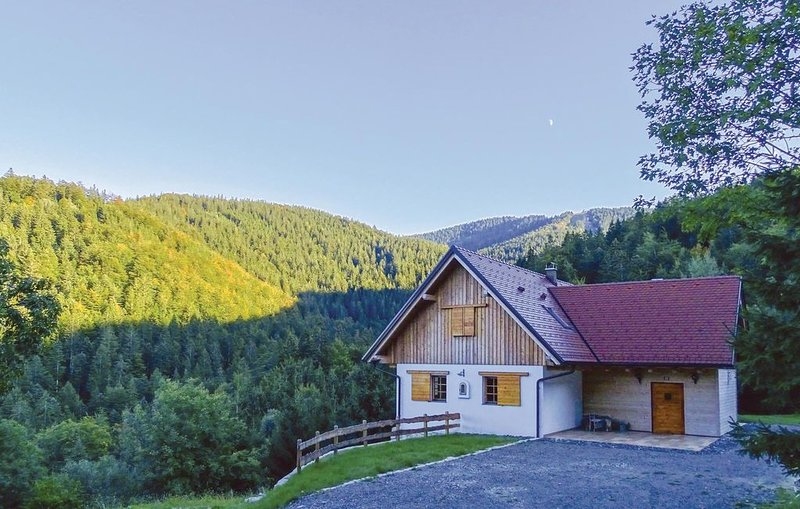 6 Zimmer Unterkunft in Vuzenica, vacation rental in Oberhaag