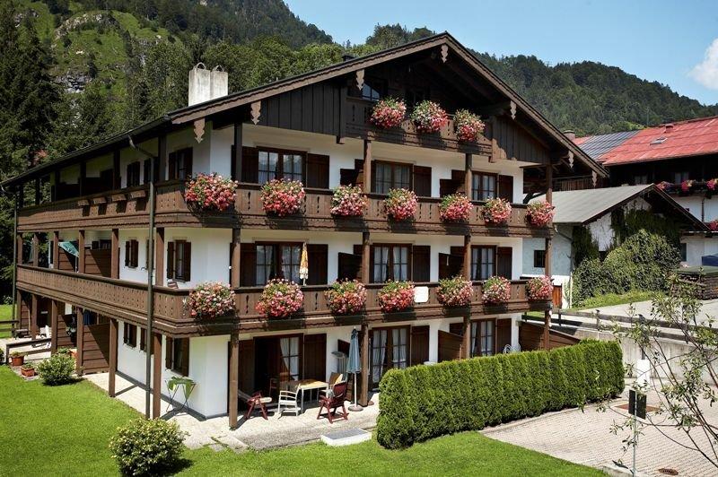 Ferienwohnung Reinhardt App. 12 Haus am Kirchplatz, Ferienwohnung in Reit im Winkl