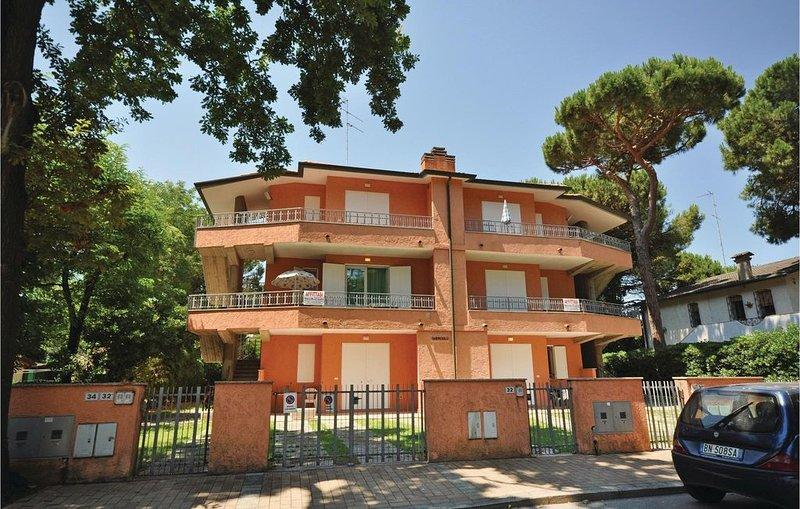 3 Zimmer Unterkunft in Lido degli Estensi FE, vacation rental in Porto Garibaldi