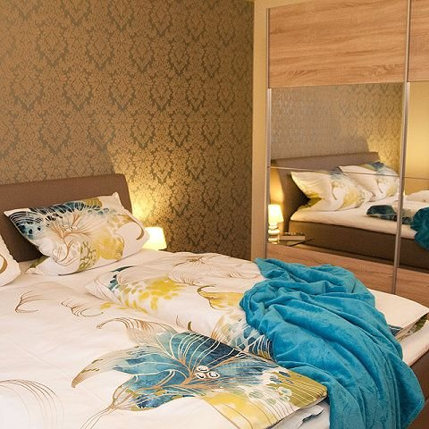 Barrierefreie FeWo (80qm) für 4 Personen mit liebevoller Einrichtung, vacation rental in Ebern
