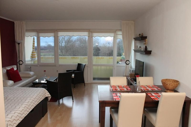 Ferienappartement E417 für 2-4 Personen an der Ostsee, holiday rental in Schwartbuck