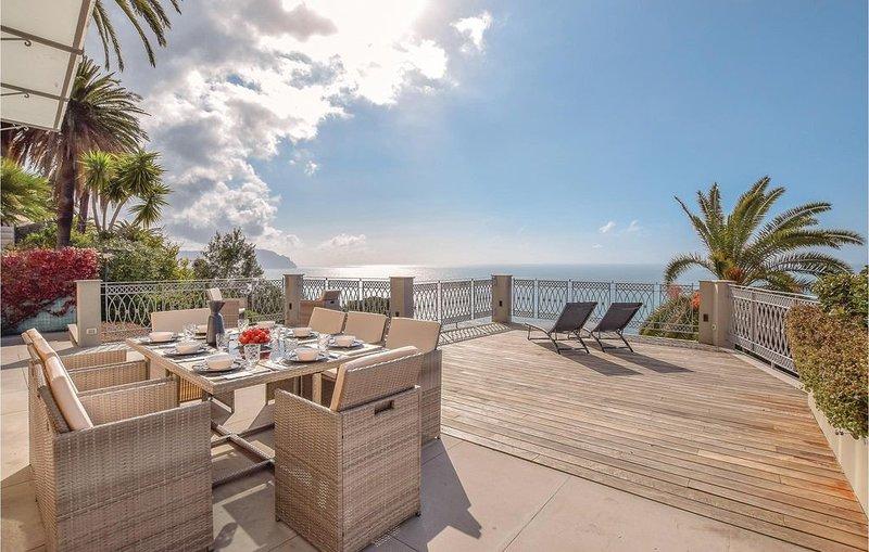 4 Zimmer Unterkunft in Genova (GE), holiday rental in Bargagli