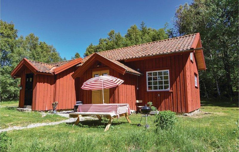 3 Zimmer Unterkunft in Lur – semesterbostad i Fjällbacka