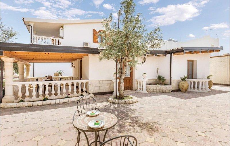 2 Zimmer Unterkunft in Noto -SR-, holiday rental in Fondo Morte