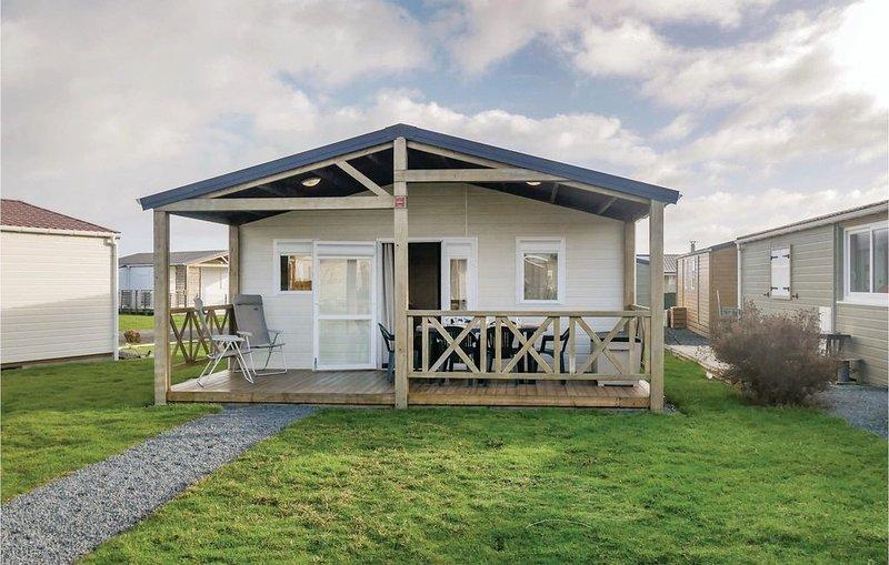 3 Zimmer Unterkunft in Grandcamp Maisy, holiday rental in Isigny-sur-Mer