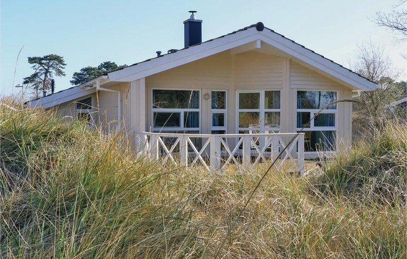 3 Zimmer Unterkunft in Travemünde-Priwall, casa vacanza a Travemuende