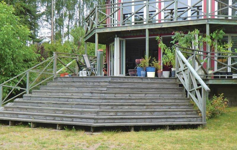 1 Zimmer Unterkunft in Oskarshamn, alquiler vacacional en Ruda
