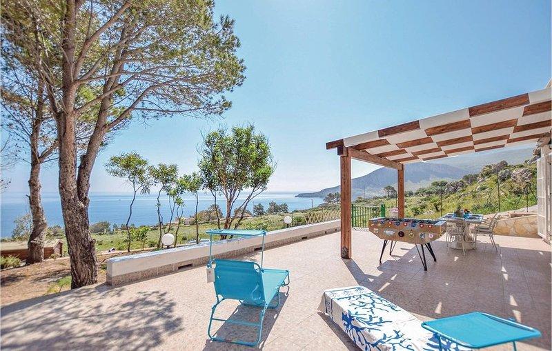 2 Zimmer Unterkunft in San Vito Lo Capo -TP-, location de vacances à Zarbo di Mare