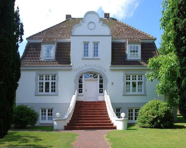 Ferienwohnung/App. für 2 Gäste mit 41m² in Wyk auf Föhr (105380), casa vacanza a Foehr