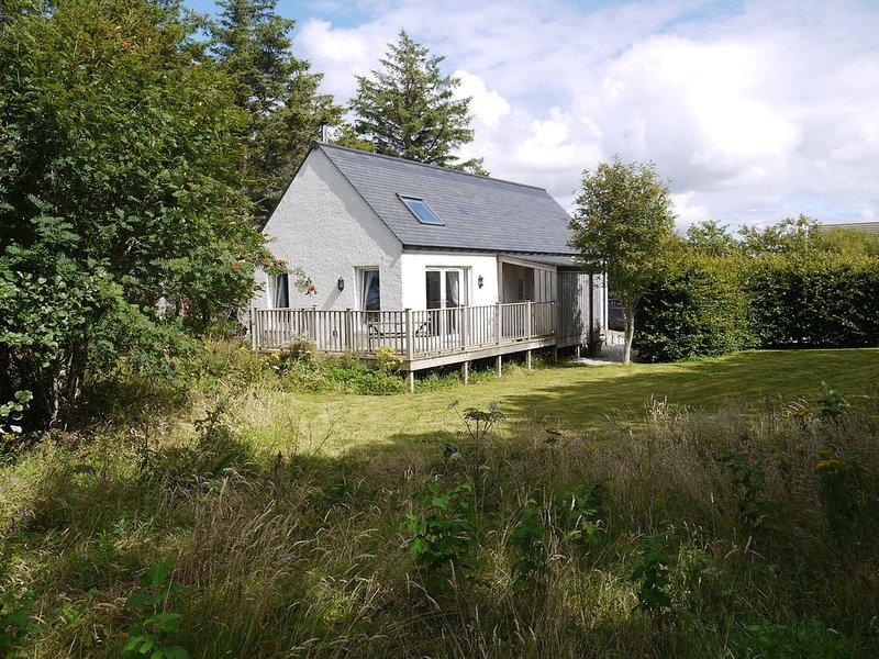 Blossom Folly Luxury Self Catering, Ferienwohnung in Dunvegan