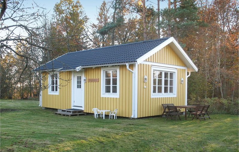 2 Zimmer Unterkunft in Silverdalen, vacation rental in Ingatorp