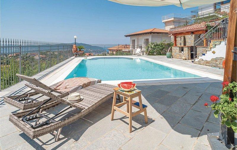 2 Zimmer Unterkunft in Agropoli -SA-, location de vacances à Agropoli