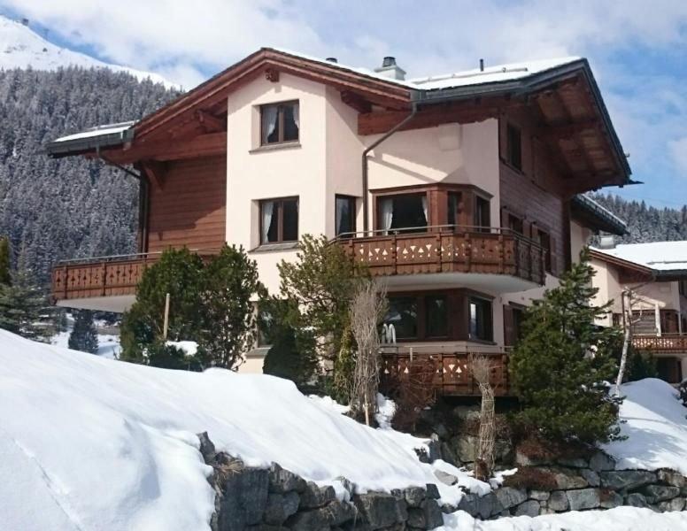 Ferienwohnung Klosters für 2 - 3 Personen mit 2 Schlafzimmern - Ferienwohnung in, alquiler de vacaciones en Klosters