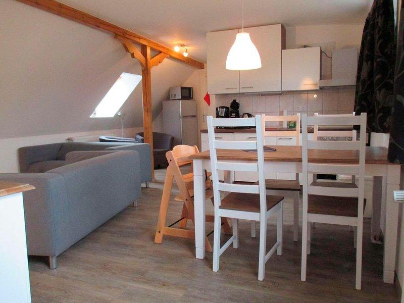Ferienwohnung/App. für 5 Gäste mit 70m² in Wangerland (94324), casa vacanza a Wangerland