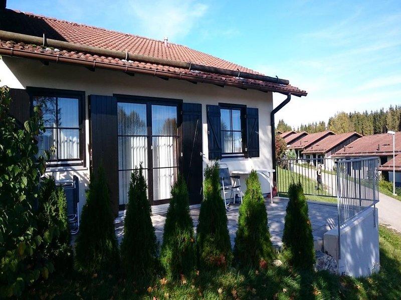 Ferienhaus Lechbruck Hochbergle 87qm bis 6 Pers Internet inkl, holiday rental in Steingaden