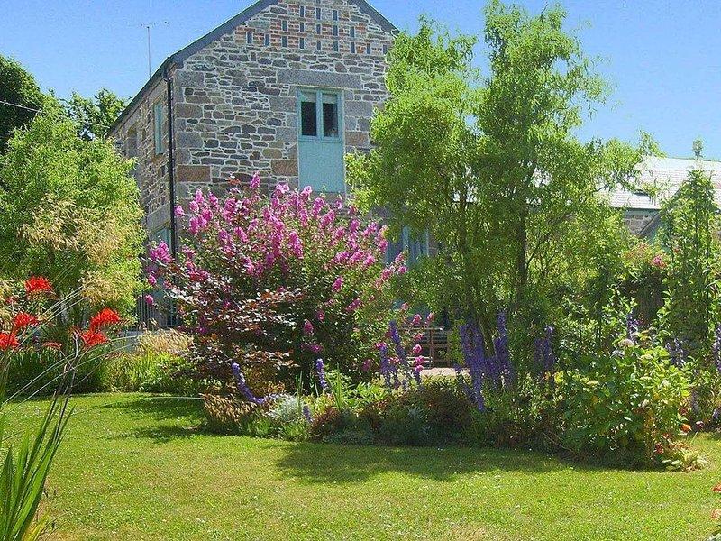 Eldertree, PRAA SANDS, Ferienwohnung in Germoe