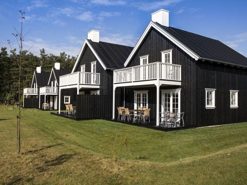 8-Personen-Ferienhaus im Ferienpark Landal Søhøjlandet, holiday rental in Silkeborg