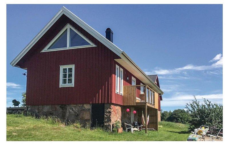2 Zimmer Unterkunft in Lidhult – semesterbostad i Ljungby