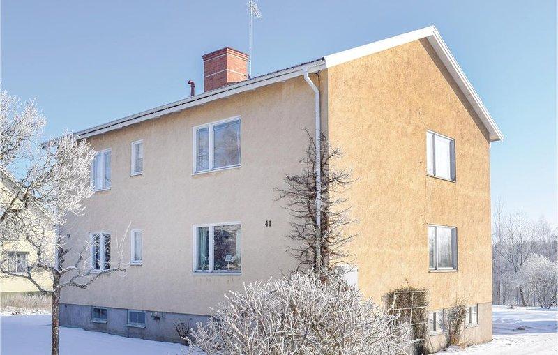2 Zimmer Unterkunft in Södra Vi, vacation rental in Ingatorp
