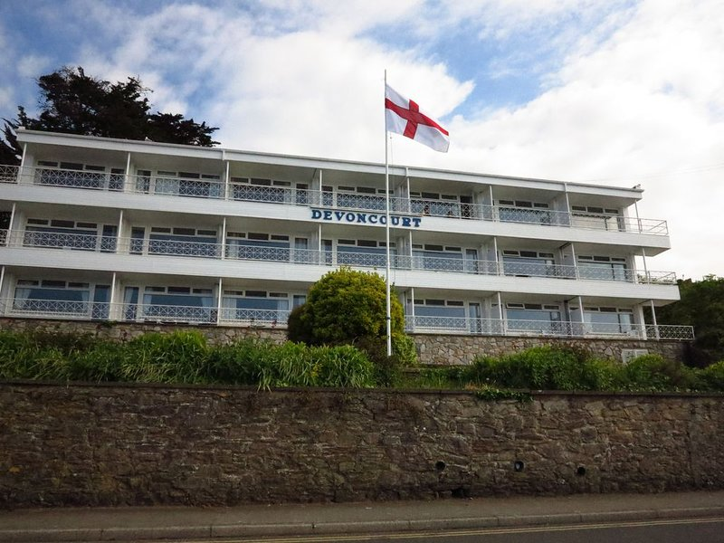 BayView SeaSide Devon Coast apartment with outstanding Sea Views, holiday rental in Brixham