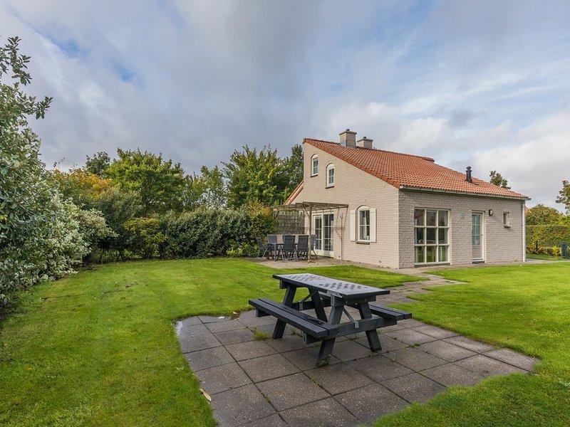 Komfort 6-Personen-Ferienhaus im Ferienpark Landal Port Greve, holiday rental in Brouwershaven