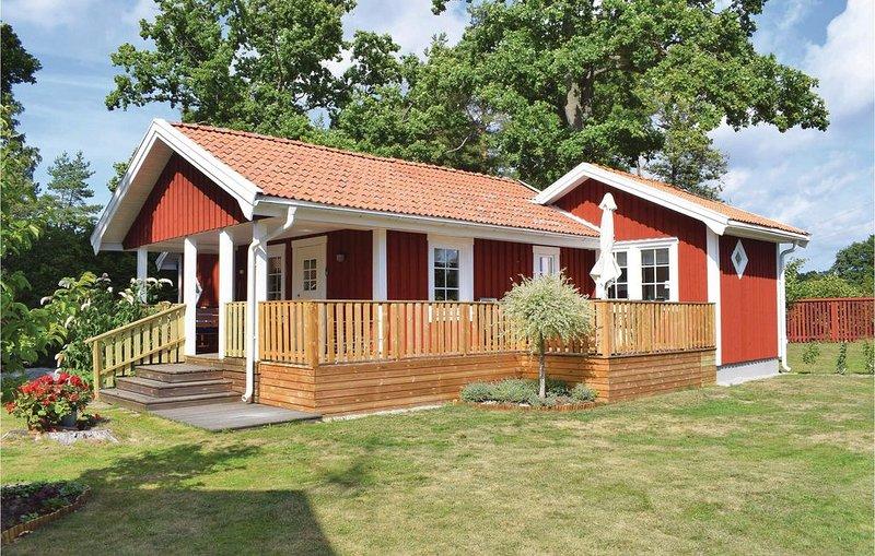 2 Zimmer Unterkunft in Löttorp, alquiler de vacaciones en Öland