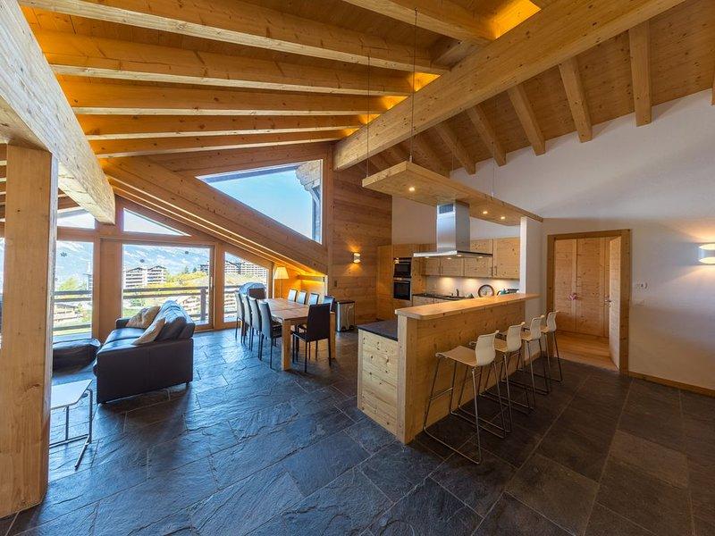 Montagnard 12 - Spa Access, vacation rental in Nendaz