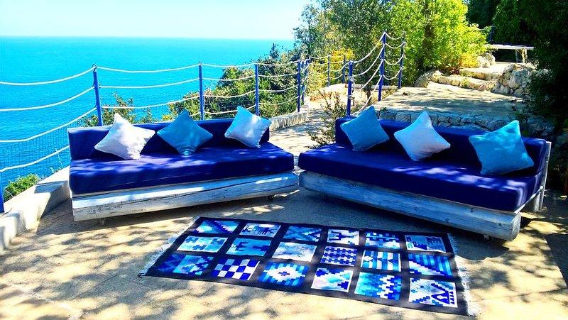 Ferienhaus Tricase für 2 - 4 Personen mit 2 Schlafzimmern - Ferienhaus, holiday rental in Marina Serra