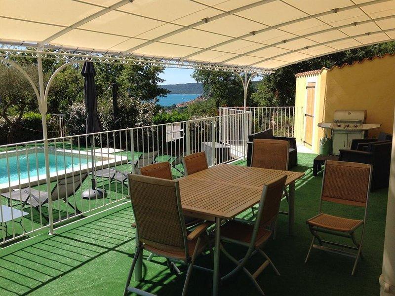 Le gîte Le Belvedère, vacation rental in La Palud sur Verdon
