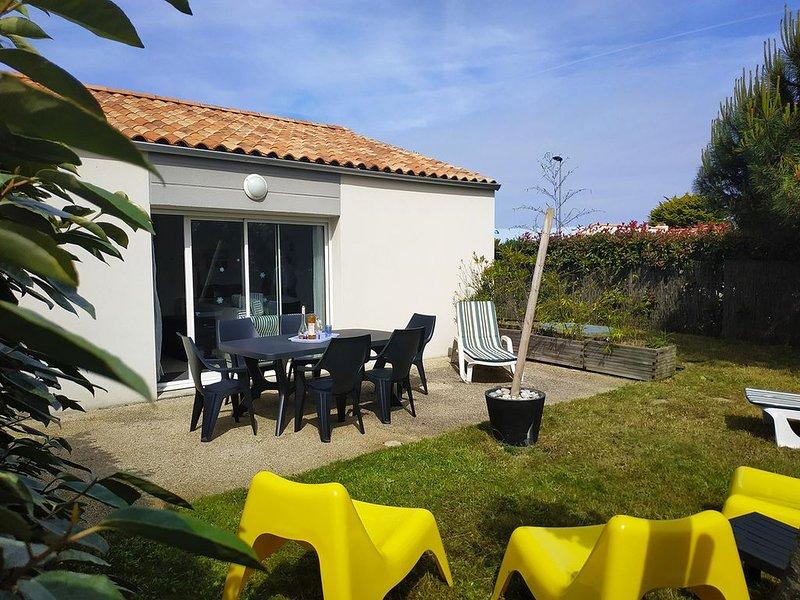 L'esprit vacances d'une maison en bord de mer, vacation rental in Tharon-Plage